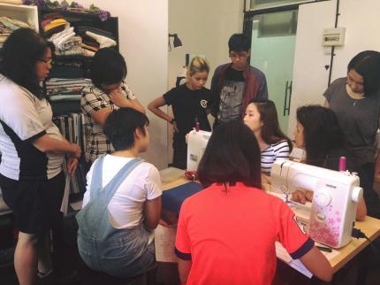 Fashionhack alternite a collaborative repair process for 195 pearl hill terrace singapore