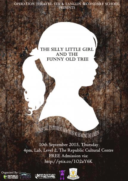 operation theatre presents the silly little girl and the funny old