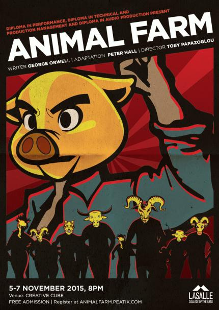 the rebellion in animal farm a novel by george orwell In animal farm by george orwell, was the animal revolution successful 2 educator answers in animal farm by george orwell, who is the smartest animal on the farm and why.