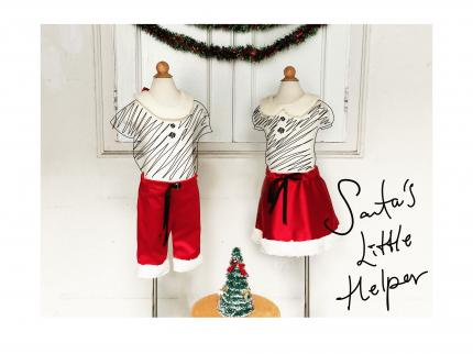 Santa s little helper kidswear peatix for 195 pearl s hill terrace