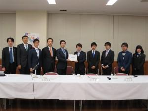 日本若者協議会主催第一回勉強会 「ロビイングとは何か?〜若者が社会を変えるために〜」