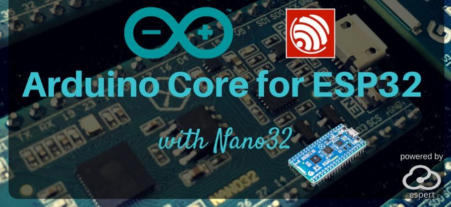 Esp32 arduino core download