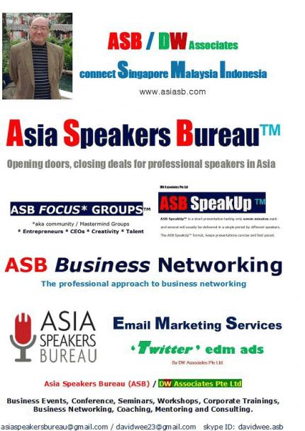 ASB Business Networking at Jayleen 1918 Hotel | Peatix